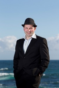brad whitelock, wedding celebrant, perth
